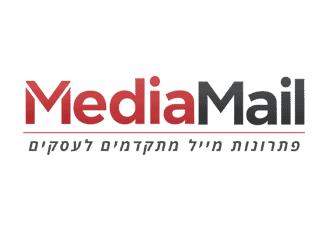 לוגו לעסק של לחברת פתרונות למייל